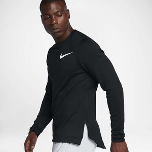 NIKE BASKETBALL | 3XL | Black Therma Flex Pullover